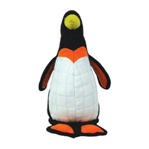 Tuffy Peabody Penguin Zoo Dog Toy, My Pet Supplies