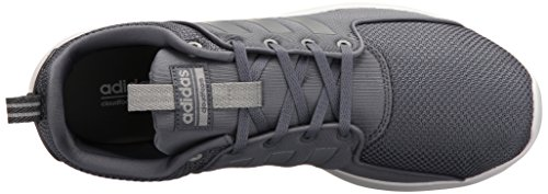 Adidas Mens Cloudfoam Lite Racer Scarpa Da Corsa Onix / Onix / Light Onix