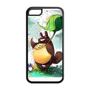 Custom Classics Japanese Cartoon Chinchilla Design Rubber TPU Case for Iphone 5C