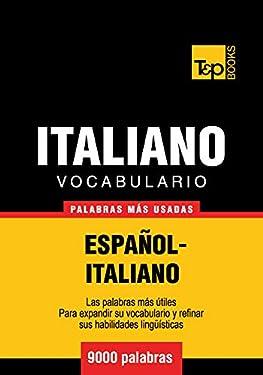 Vocabulario español-italiano - 9000 palabras más usadas (Spanish collection nº 177) (Spanish Edition)