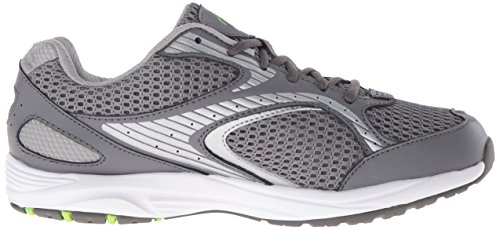 shipping outlet store online Ryka Women's Dash 2 Walking Shoe Grey/Silver/Lime cheap online store supply discount how much 4tUpoQFh