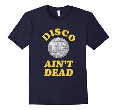 Mens Funny Retro Disco Dancing T Shirt Gift for 70s Disco Dancer XL Navy