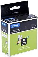 Dymo S0722550 Étiquettes Multi-Usages LW, 19mm X 51mm (Rouleau