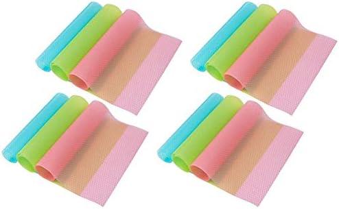 Almohadilla de refrigerador 12 piezas antibacteriano ...