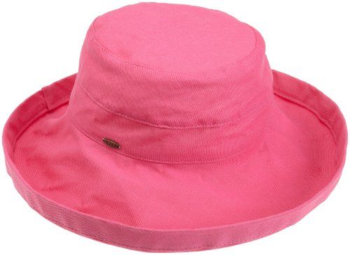 8615984e Scala Women's Cotton Hat with Inner Drawstring and Upf 50+ Rating,Crimson  Rose,One Size (B002YX098E) | Amazon price tracker / tracking, Amazon price  history ...