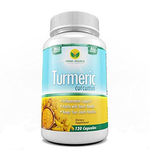Curcuma curcumine 1300mg 95%