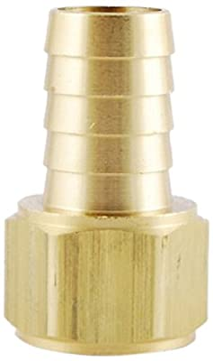 "MettleAir ID 1/2""NPT Female Hose/Tubing Fitting Connector"