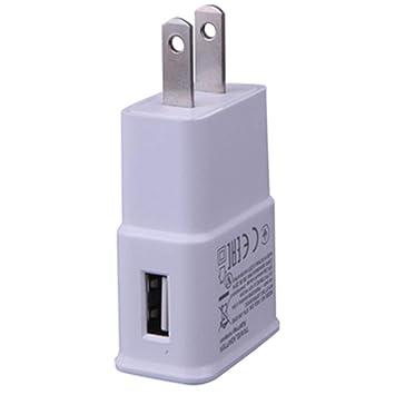 Perfectii Viajes Puerto USB De 5V 1A Pared del Adaptador ...