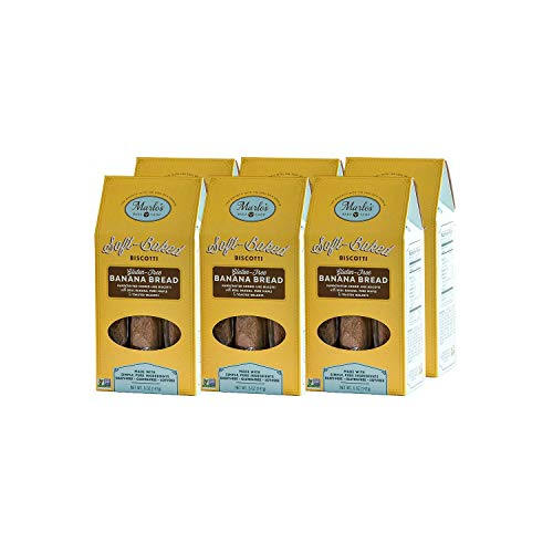 Expect more Gluten-Free Banana Bread Soft-Baked Biscotti (5 oz. ea, 21 pk.) by Evaxo (Image #3)