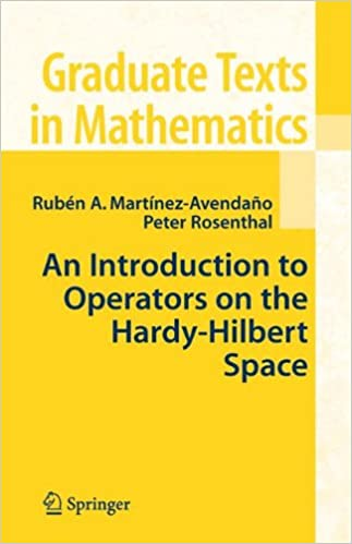An introduction to operators on the hardy hilbert space graduate an introduction to operators on the hardy hilbert space graduate texts in mathematics vol 237 2007th edition fandeluxe Gallery