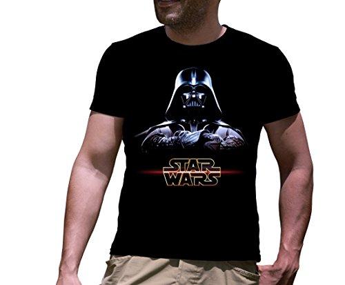 T-Shirt Maglietta Star Wars Personalizzata sw003