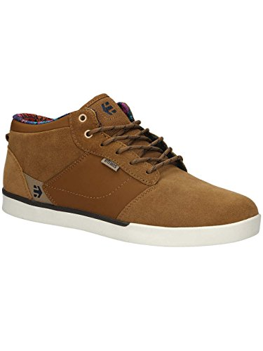 Homme Etnies Mode Mid Brown Jefferson Baskets qqzBIPg
