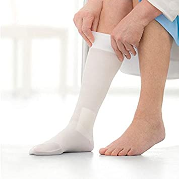 2XL Jobst UlcerCARE 3 LINERS Compression Knee High Stocking Support Ulcer Sock