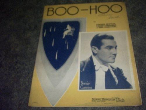 BOO HOO Sheet Music (BERNIE CUMMINS)