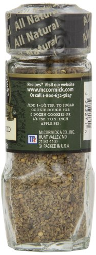McCormick Gourmet Collection Anise Seed, 1.75 oz by McCormick (Image #1)'