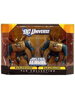 (Justice League DC Universe Exclusive Unlimited Action Figure 2Pack Parademons)