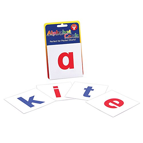 Hygloss Products Cards, A-Z, Lower Case, 3