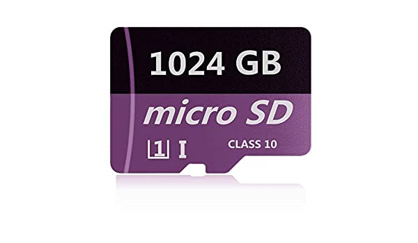 512GB Micro SDXC SD Card High Speed Class 10 Micro SD SDXC Mini Memory Card with Adapter Water Proof 512GB X-Ray Proof Magnetic Proof Temperature Proof