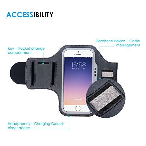 [해외]아이폰 6S 플러스 운동 완장 운동 사례 집안일 운동을위한 완장/iPhone 6S Plus Armband Case for Running Workout Exercise Housework Sports Activity
