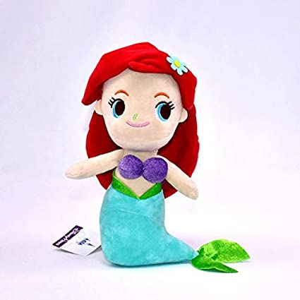 1 Adorable Petite Sirène Ariel Princesse En Peluche De
