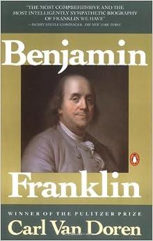 Book Benjamin Franklin