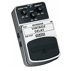 Behringer Vintage Delay Vd400