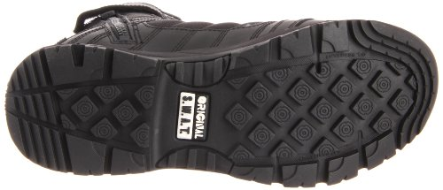 Original Swat Mens Air Air 9 Pouces Side-zip Tactique Botte Noir