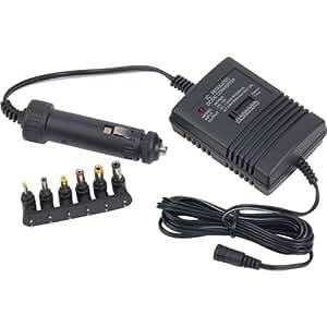 RCA AH765R adaptador e inversor de corriente - Fuente de alimentación (Auto, Negro)