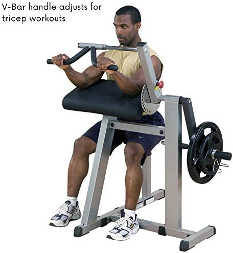 Body Solid Gcbt380 Cam Series Biceps