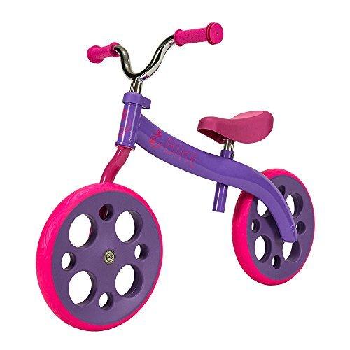 Zycom Women's Zbike Balance Bike Purple/Pink [並行輸入品] B077SCLSJQ