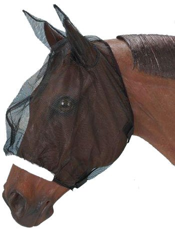 Tough 1 Deluxe Adjustable Fly Mask by Tough 1