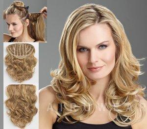 Hairdo 20 inch Wavy Extension (H20STY) (Honey Ginger (R14/25)) by HairDo