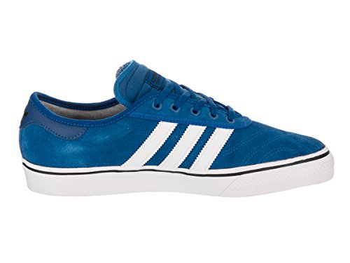 Adidas Originals Heren Adi-ease Premiere Fashion Sneaker Blue / Ftwwht / Conavy