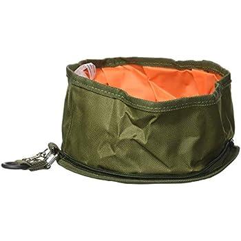 Jardin Dog Pet Collapsible Fabric Travel Food Water Bowl