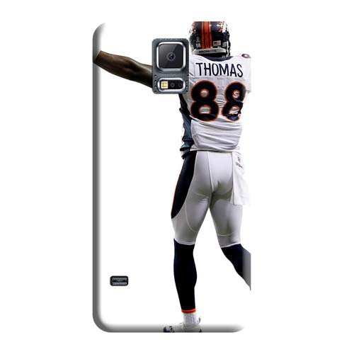 Cell Phone Carrying Covers Julius Thomas Skin Case Fashionable Samsung Galaxy Note 4 (Samsung Smart Rugby Case)