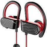 ZEALOT H12 Bluetooth Headphones Best Waterproof Wireless Sport Earphones w/Mic, HiFi Stereo Sweatproof