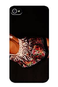Trolleyscribe Series Skin Case Cover Ikey Case For Iphone 4/4s(women Feet Photography )