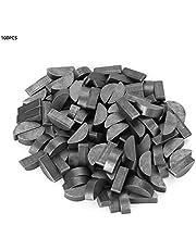 Woodruff Key - 100Pcs 45# Steel Semicircle Bond Woodruff Key Kit Accesorios 4 * 5 * 13mm