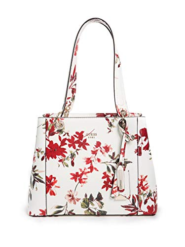 GUESS Kamryn Floral Shopper Tote ()