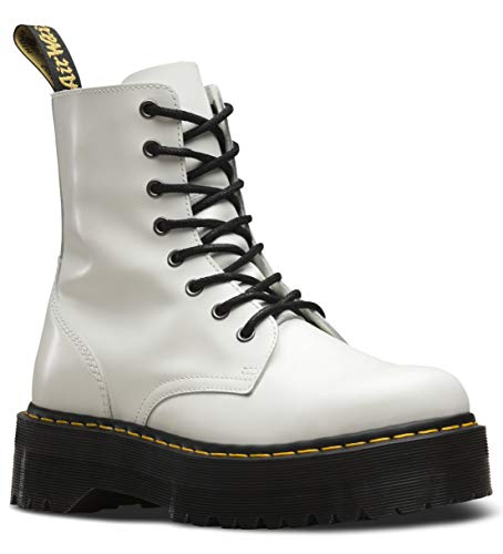 Dr. Martens - Jadon, White, 9 M US Women / 8 M US Men