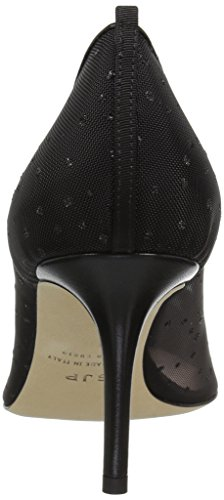 Scarpe con by Parker Black 70 Fabric Nero Donna Tacco Raindrop Glass Sarah SJP Jessica Yf0Uwq