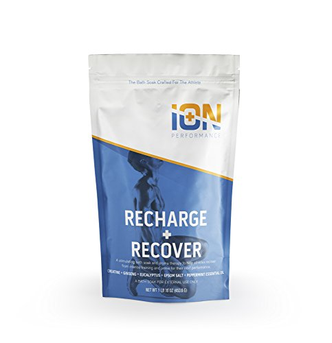 iON Performance Recharge + Recover Bath Soak