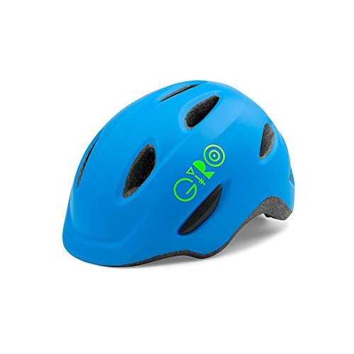 Giro Scamp Youth Bike Helmet Matte Blue - Helmet Bicycle Giro Blue