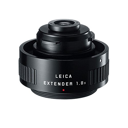 Leica 1.8x Extender for APO-Televid 65 W or 82 W Spotting Scope (41022) by Leica