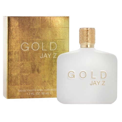 Amazon.com : Gold Jay Z Eau De Toilette Spray, 1.0 Ounce : Gold By Jay Z Cologne : Beauty