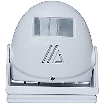 Baiouda Intelligent Welcome and Greeting Warning Doorbell Sensor Bell Alarm Door Chime Bell Entry Alert Entrance