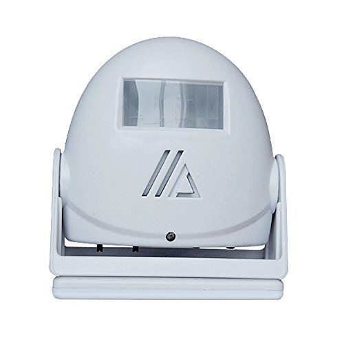 Baiouda Intelligent Welcome and Greeting Warning Doorbell Sensor Bell Alarm Door Chime Bell Entry Alert Entrance Alarm for Market, Closer to Lives of Consumers, Office Buildings, Shops, Factories