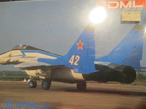 DML Mig-29 'Striji' Russian Aerobatics Team Model Airplane -