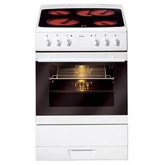 Amica Standherd Shc11162w Weiss Amazon Co Uk Large Appliances