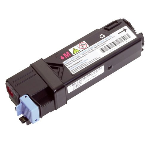 Dell FM067 Toner Cartridge for 2130cn/2135cn Laser Printers, Magenta (Dell Laser Copiers)